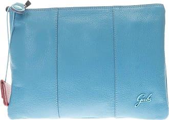 Gabs GABS woman clutch bag with shoulder strap BEYONCE TG M RUGA G000040T2 P0086 C3002 TURCHESE M