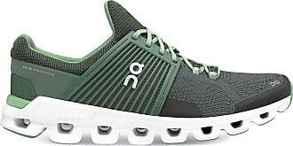 On Mens On Running Cloudswift Ivy Shoes Green Size: 40.5 EU