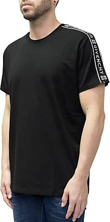 Givenchy Taped Sleeve t-Shirt (XXL) Black