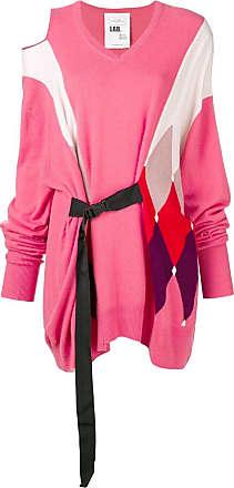 Ballantyne Suéter de cashmere oversized - Rosa