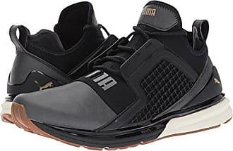 653b2245fde9 Puma Mens Ignite Limitless Leather Sneaker
