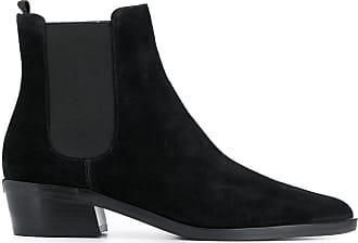 Michael Michael Kors Ankle boot de camurça - Preto
