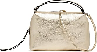 Gianni Chiarini alifa medium platinum mini bag