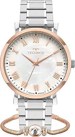Technos Relógio Technos Feminino Dress 2035MQYK/5B + Pulseira
