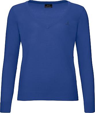 dunkelblau pullover von gant damen