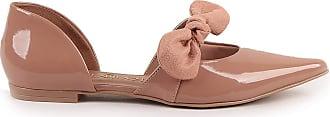 Paula Brazil Sapato Miny 883-07213033 Verniz Nude (Amêndoa-Loja BC) Nude - 38