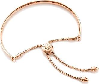 Monica Vinader Fiji Chain bracelet - PINK