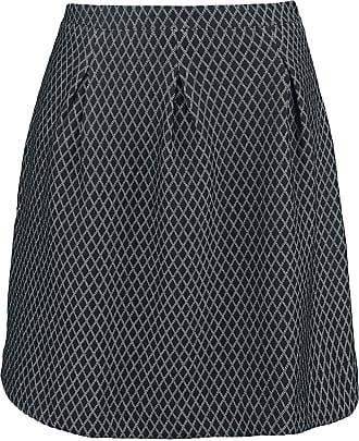991ce45443b82b Vive Maria Camden Town Skirt - Korte rok - zwart-wit