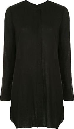 Uma Wang round neck knitted dress - Black