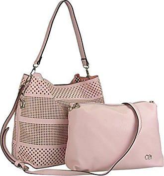 d8f4771332d89 Collezione Alessandro 2-in-1 Tasche 30x30x15cm - Handtasche mit  Laser-Lochung und