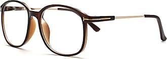 junkai Square Glasses for Men Women - Fashion Eyeglasses Eyewear Glasses Frame - ka18082310