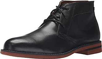 Florsheim Mens Dusk Chukka BT Chukka Boot, black, 11 M US