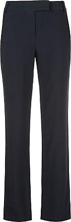 Kiki De Montparnasse slim fit tuxedo trousers - Blue