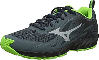 san francisco 0a695 ead46 Mizuno Wave Ibuki, Chaussures de Trail Homme, Gris (Stormy Weather Silver