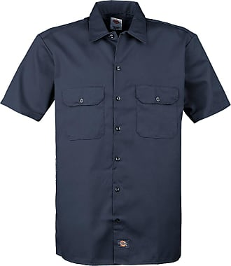 Dickies WINTER SALE - Dickies - Short Sleeve Work Shirt - Kurzarmhemd - navy adc6bcdc66