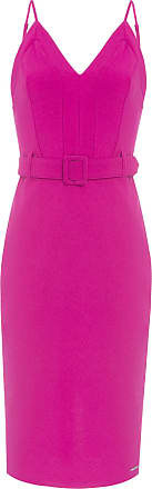 Colcci Vestido Curto - Rosa