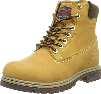 Kangaroos Womens Riveter W I Ankle Boots, Brown-Braun (Tan 170), 7