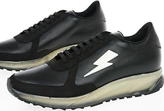 Neil Barrett Leather URBAN RUNNER Sneakers size 39