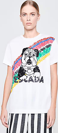Escada Sport Sequin-Embroidered T-shirt