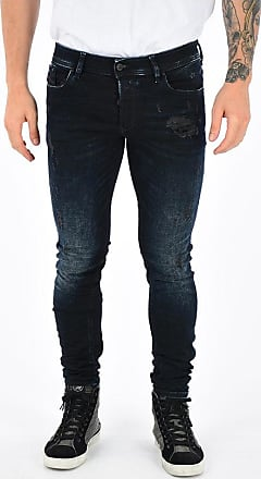 Diesel 14cm Distressed SLEENKER Jeans L.32 size 33