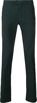 Department 5 basic chinos - Green