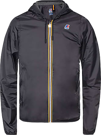 K-Way Jacques Jersey Jacket Mens Multicolor