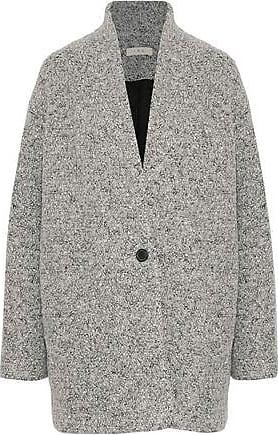 Iro Iro Woman Bouclé-tweed Coat Gray Size 40