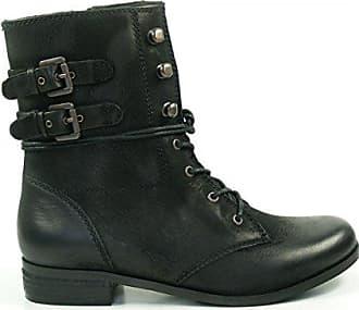 f3a4e41c82ec SPM KA 12442743 Zaragoza Schuhe Damen Schnür Stiefeletten,  Schuhgröße 41 Farbe Schwarz