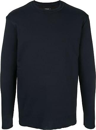 Loveless Suéter decote careca - Azul