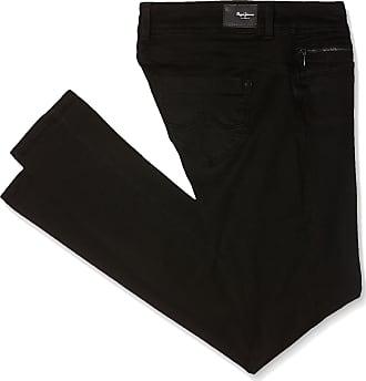 Pepe Jeans London Womens New Brooke, Black (000denim), W29/L34 (Manufacturer size: 29)