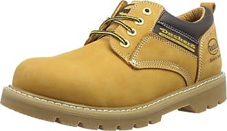 Dockers by Gerli 23da005-300910, Mens Brogue, Yellow (Golden Tan 910), 7.5 UK (41 EU)