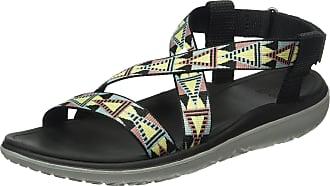 Teva Womens Terra-Float Livia Sports and Outdoor Lifestyle Sandal, Mosaic Black Multi, 7 UK (40 EU)