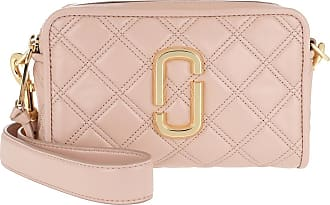 Marc Jacobs Cross Body Bags - The Soft Shot 21 Leather Nude - rose - Cross Body Bags for ladies