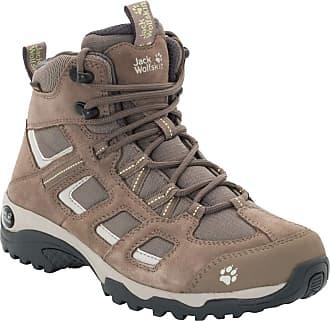 Jack Wolfskin Womens Vojo Hike 2 Texapore Mid W Wasserdicht High Rise Shoes, (Siltstone 5116), 4.5 UK