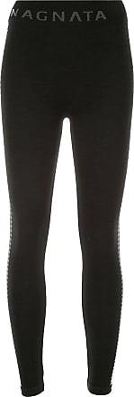 Nagnata Legging Laya de tricô - Preto