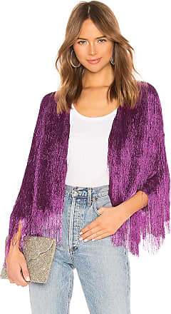 Rachel Zoe Isla Jacket in Purple