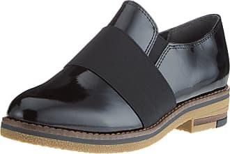 Marco Tozzi Womens 24708 Loafers, Black (Black Patent), 6.5 UK