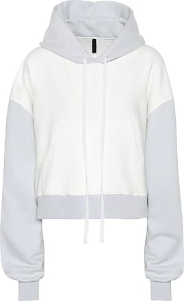Unravel Cotton jersey hoodie