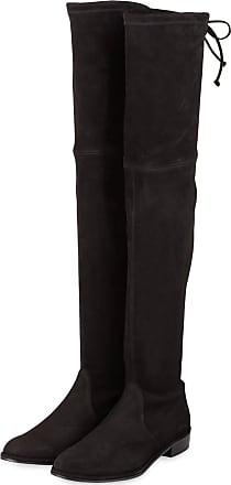 Flache Stiefel (Silvester) Online Shop − Bis zu bis zu −50