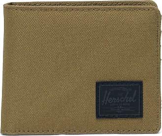Herschel Herschel Roy Coin RFID Wallet Khaki Green