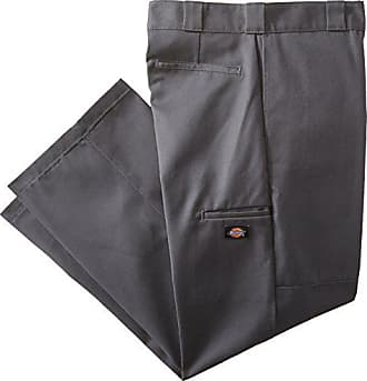 Dickies Mens Big-Tall Loose Fit Double Knee Work Pant, Charcoal, 56X32
