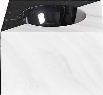 Jonathan Adler Canaan Marble Bowl - Black/White