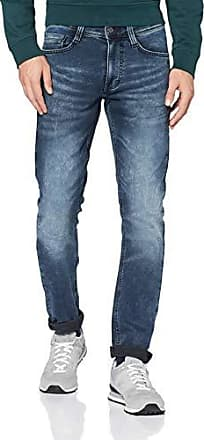 Mustang Oregon Straight Men/'s Jeans W29 to W38//Strong Bleached