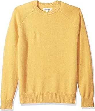 Marchio Amazon Goodthreads, maglione girocollo da uomo in lana lambswool, motivo Fairisle