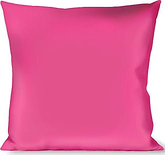 Buckle Down Pillow Decorative Throw Neon Pink