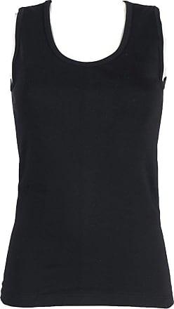 Heat Holders 1 no. Ladies Heat Holders Thermal Underwear Sleeveless Vest Top Seamless Body 2 Colours 4 Sizes (XL (20-22), Black)