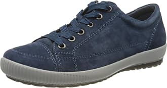 86 Blue LEGeRO Womens Tanaro Low-Top Sneakers, Indaco 4.5 UK