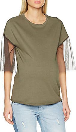 Supermom Damen Tee Ss Crossed Rib Nurs Umstands-T-Shirt
