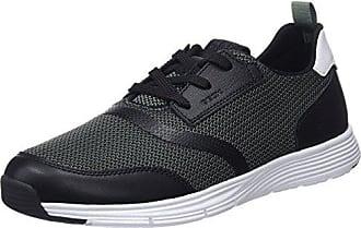 U 43 Black Sneakers Geox Basses A Vert Snapish EU Sage Homme zddBqx7wg