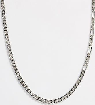Weekday Nathan - Halskette in Silber
